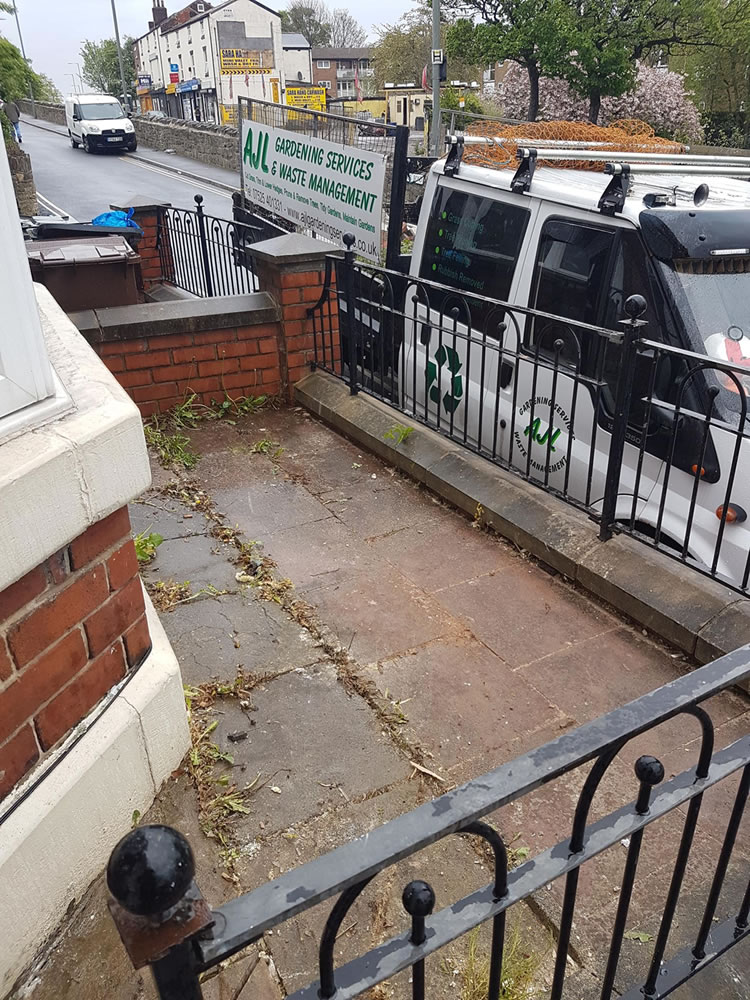 Partial House Clearance Service in Sheffield - After