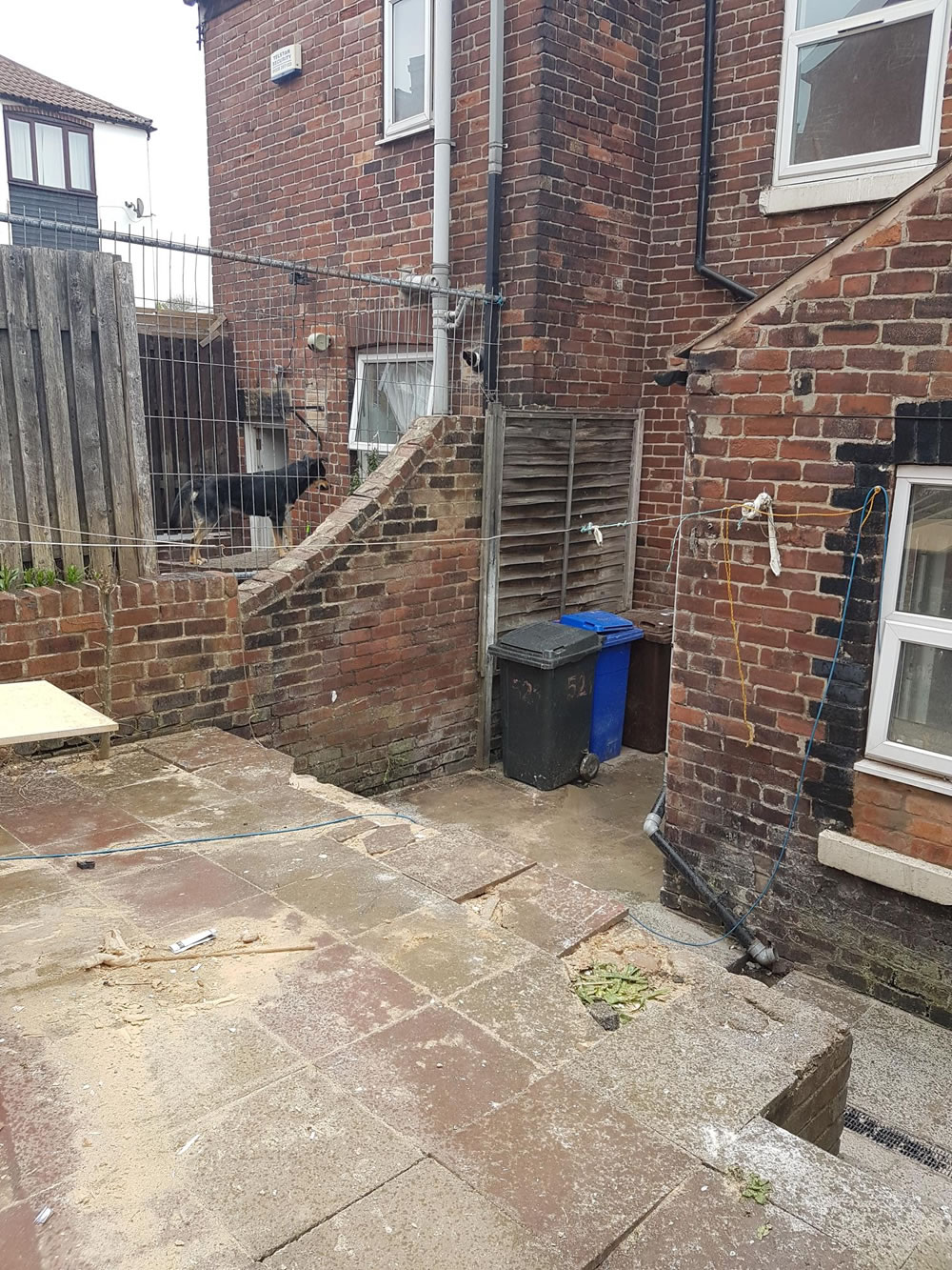 Garden Waste Removal Sheffield - After