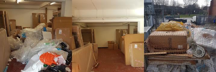 AJL Waste Management Services, our retail waste management process
