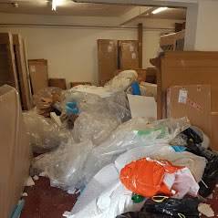 Monthly retail waste removal and recycling